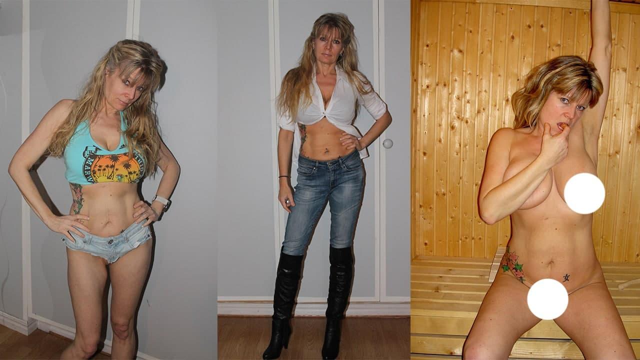 Swedish Blonde Wife Annie Amatuer
