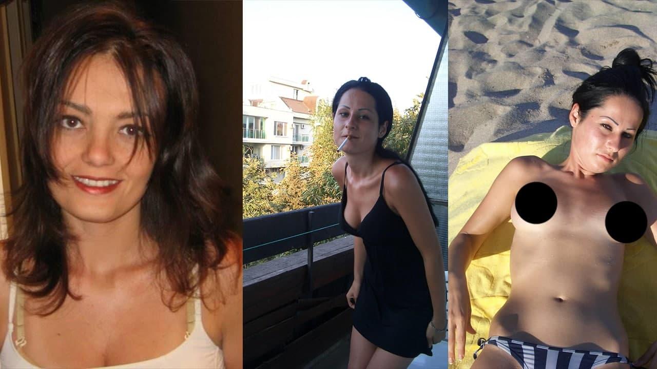 Bulgarian Wife Marta Loves the Beach Amatuer