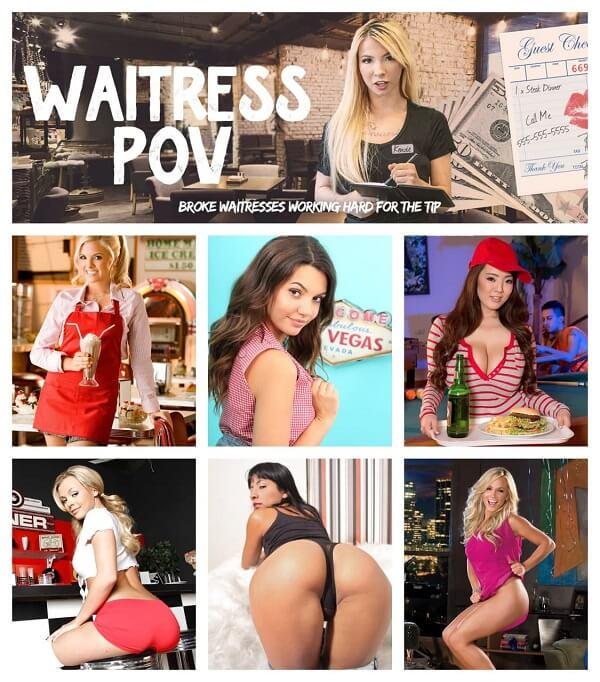 WaitressPOV SiteRip